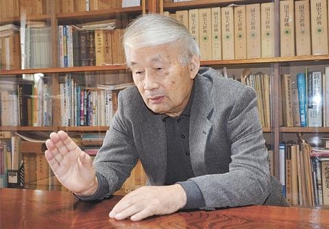 後藤一蔵さん