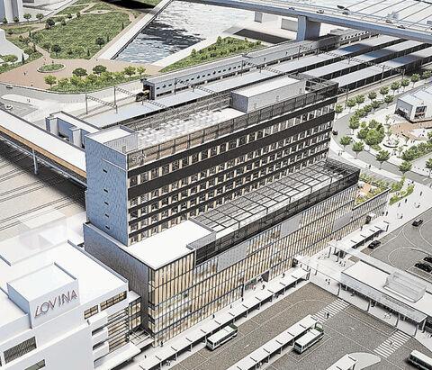 駅舎 新 青森 駅 青函連絡の様子が残る青森駅 駅舎が建て替えられる前に行くべき!
