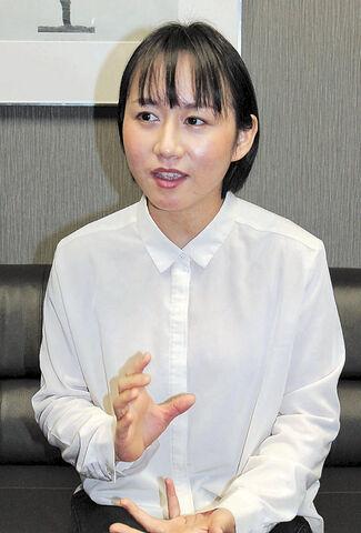 鈴木潤子さん