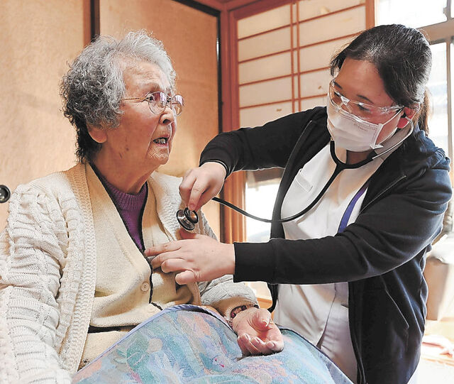 診療看護師の黒沢さん