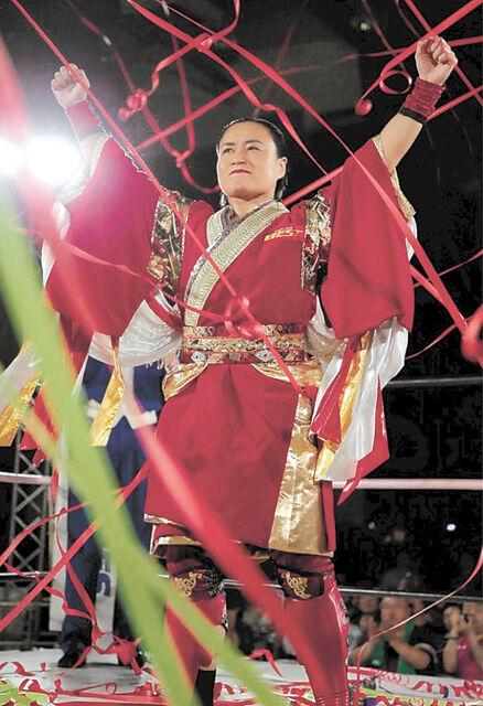 里村明衣子さん