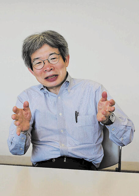 平田オリザさん